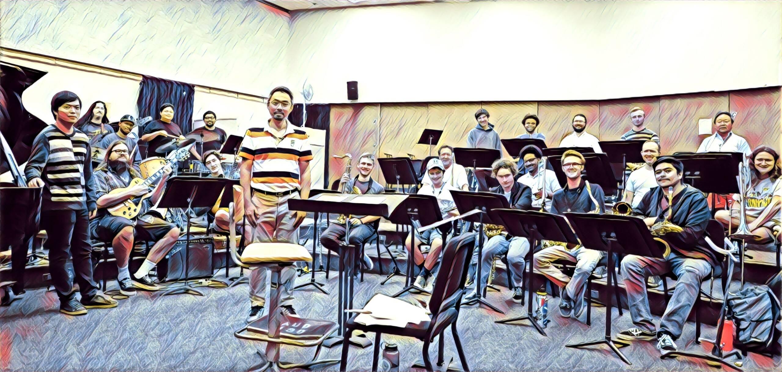 El Camino College Jazz Band