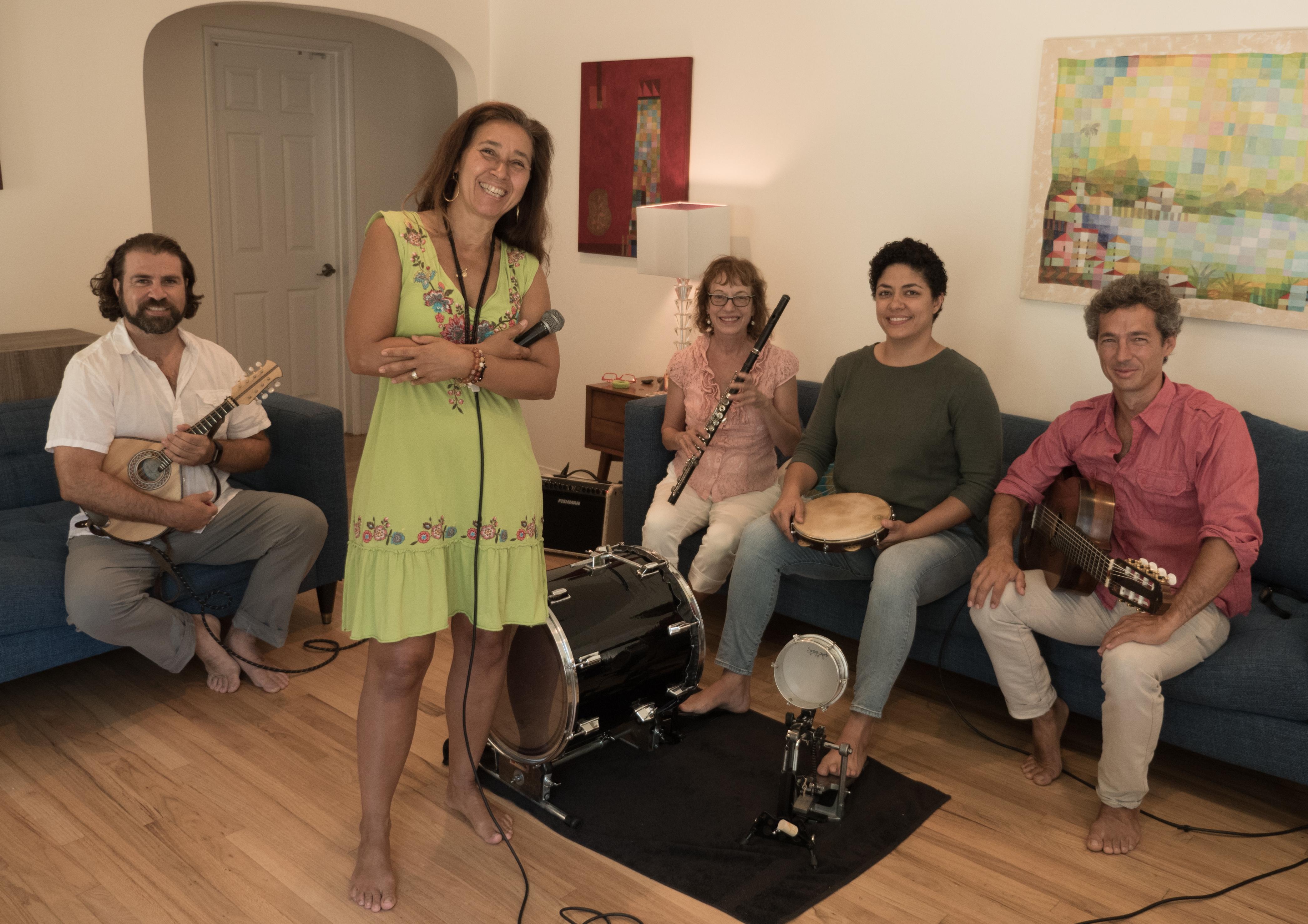Katia Moraes & Brazilian Hearts